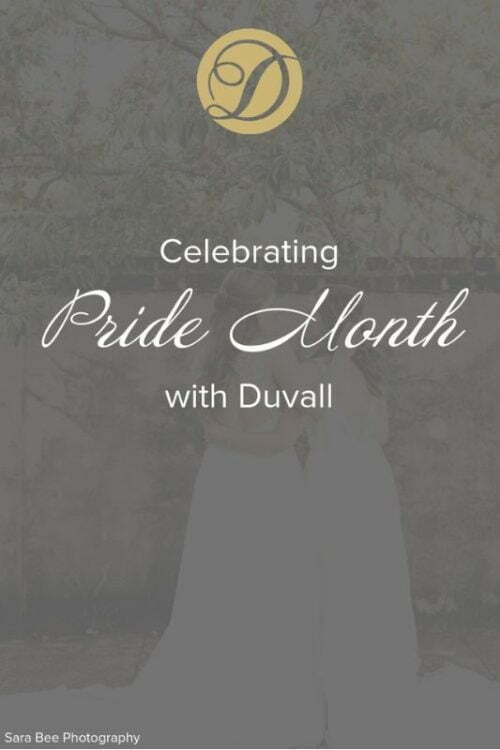 Celebrating Pride Month with Duvall