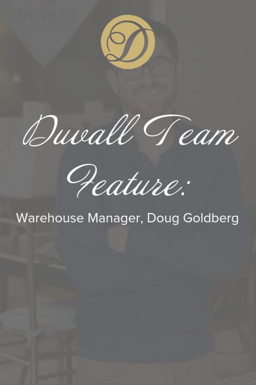 Duvall Team Feature Doug Goldberg